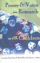 Power and Voice in Research with Children