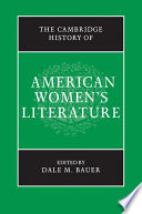 The Cambridge History of American Women s Literature