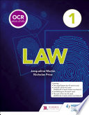 OCR A Level Law for A Level Year 1 and AS