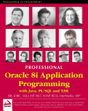 Professional Oracle 8i Application Programming