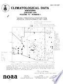 climatological data arizona