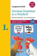 Langenscheidt German Grammar in a Nutshell - Buch mit Download