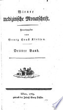 Wiener medizinische Monatschrift