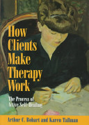 How Clients Make Therapy Work : as healer who merely applies the proper nostrum...