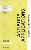 Antibody Applications