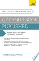 Masterclass  Get Your Book Published