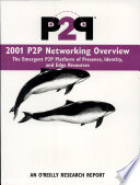 2001 P2P Networking Overview