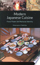 Ebook Modern Japanese Cuisine Epub Katarzyna Joanna Cwiertka Apps Read Mobile