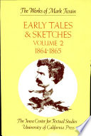 Early Tales   Sketches  Vol  2