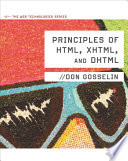 Principles of HTML  XHTML  and DHTML  The Web Technologies Series