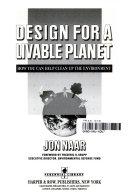 Design for a Livable Planet