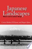Japanese Landscapes