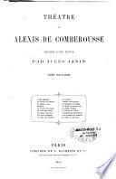 Théâtre de Alexis de Comberousse