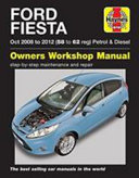 Ford Fiesta Oct 08 Nov 12 Update