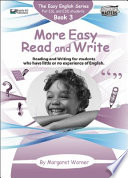 More Easy Read and Write