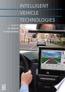 Intelligent Vehicle Technologies book