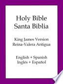 Holy Bible Spanish And English Edition