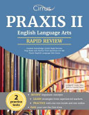 Praxis II English Language Arts Content Knowledge  5038