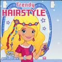 Trendy hairstyle  Blu  Con gadget