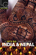 Let's Go India & Nepal 8th Ed And Attractions In The Region