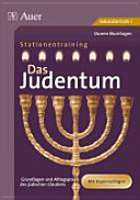 Stationentraining: das Judentum