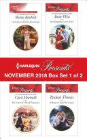 Harlequin Presents November 2018 - Box Set 1 Of 2 : this presents box set includes: the...