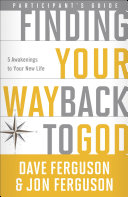 download ebook finding your way back to god participant\'s guide pdf epub