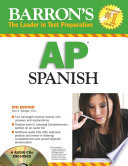 AP SPANISH  2008  CD 4