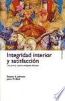 Integridad interior y satisfacci  n