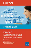Großer Lernwortschatz Französisch