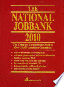 National JobBank 2010