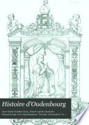 Histoire d Oudenbourg