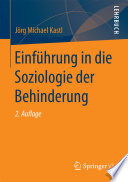 Einführung in die Soziologie der Behinderung