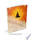 Zen Mind body Mindfulness Meditation Book