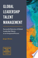 Global Leadership Talent Management