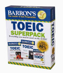 Barron s TOEIC Superpack