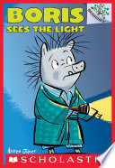 Boris Sees the Light  A Branches Book  Boris  4