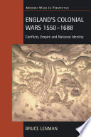 England s Colonial Wars 1550 1688