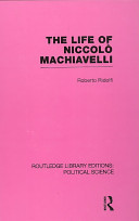 The Life of Niccol   Machiavelli