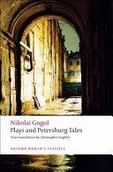 Plays and Petersburg Tales