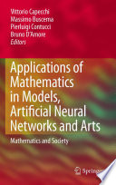 Applications of Mathematics in Models  Artificial Neural Networks and Arts