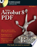 Adobe Acrobat 8 Pdf Bible