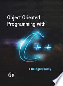 Object Oriented Programming with C++, 6e