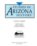 Studies in Arizona History