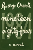 1984 Nineteen Eighty Four Book PDF