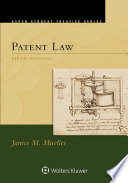 Aspen Student Treatise for Patent Law