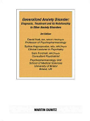 Generalized Anxiety Disorder  Pocketbook