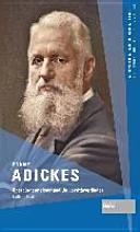 Franz Adickes