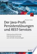 Der Java Profi Persistenzl Sungen Und Rest Services