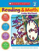 Scholastic Reading & Math Jumbo Workbook Grade 2